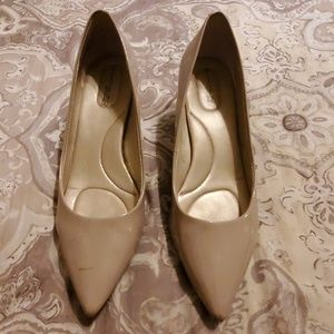 Neutral Pumps/Heels, Size 10M
